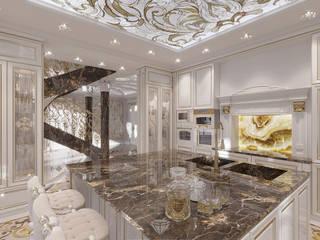 Kitchen by Студия дизайна интерьера Руслана и Марии Грин, Classic
