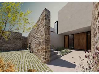 van AWA arquitectos Minimalistisch
