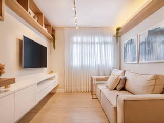 MOOD- Apartamento Interlagos por Estudio MOOD Minimalista