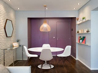 Modern dining room by Estúdio MOOD Modern