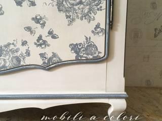 Mobili a Colori Small bedroom Wood White