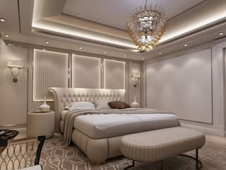 Hotels von DECOR CENTER MİMARLIK SANAYİ VE TİCARET A.Ş., Klassisch
