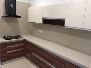 Hoop Pine Interior Concepts Kitchen units Plywood Multicolored