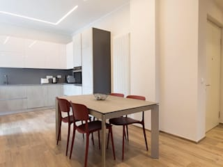 LM PROGETTI Modern dining room