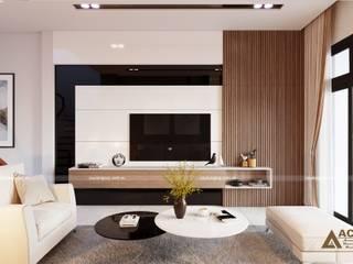 Thiết kế kiến trúc nội thất: hiện đại  by CÔNG TY CỔ PHẦN KIẾN TRÚC XÂY DỰNG ACP, Hiện đại