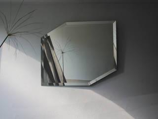 Modern classic faceted hallway bedroom bathroom living room wall mirror | ZOFFANO de ZOFFANO Minimalista