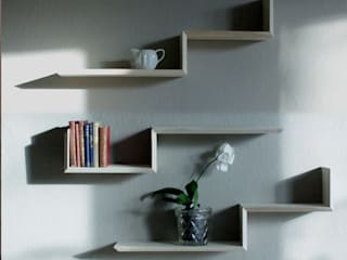Set of 2 shelves de ZOFFANO Minimalista