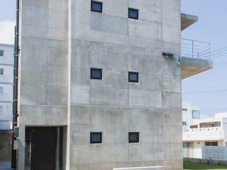 Houses by 株式会社クレールアーキラボ, Eclectic