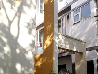 Aashirvad Residence at Secunderabad by Bioform Eclectic