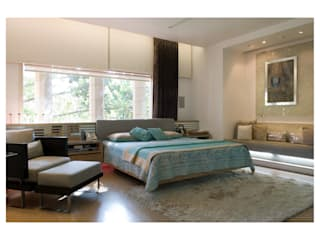 master bedroom Modern style bedroom by Tanish Dzignz Modern