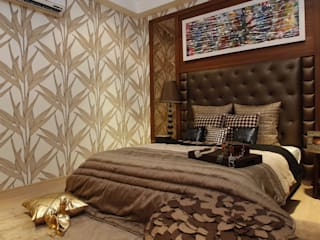 Appartment Interiors Classic style bedroom by Tanish Dzignz Classic