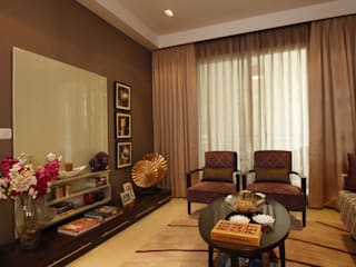 Appartment Interiors Classic style living room by Tanish Dzignz Classic