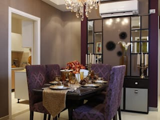 Appartment Interiors Classic style dining room by Tanish Dzignz Classic