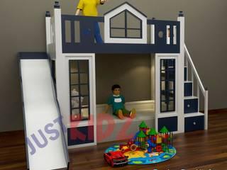 Kids Bunk Bed: modern  by JUST KIDZ,Modern