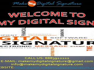 Digital signature Certificate | Make My Digital Signature by Make My Digital Signature