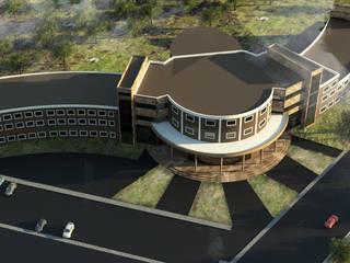 ARCONPROJE Schools Stone Brown