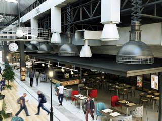 ARCONPROJE Shopping Centres ทองแดง ทองสัมฤทธิ์ ทองเหลือง Metallic/Silver