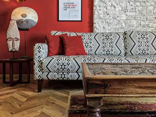 Salones de estilo ecléctico de Inscape Designers Ecléctico