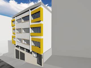 Modern houses by Igor Cunha Arquitetura Modern