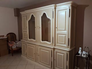 Mobili a Colori Mediterranean style study/office Wood Beige