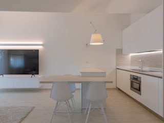 Micro Interior Design Modern Kitchen