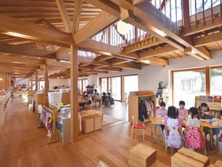 桜木幼稚園 アジア風学校 の 多和良屋|studio tawaraya 和風