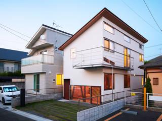 HP曲面を挟んだ家 の 多和良屋|studio tawaraya 北欧