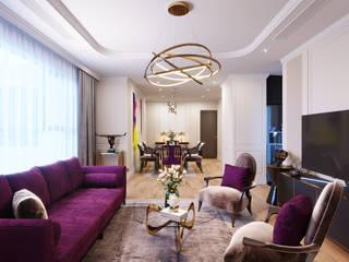 Thiết kế nội thất chung cư UDIC Westlake - Căn hộ B6, B9 Thiết Kế Nội Thất - ARTBOX