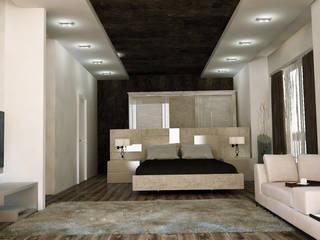 ARCONPROJE Modern style bedroom