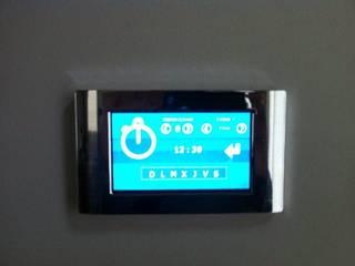 de Domonova Soluciones Tecnológicas para tu vivienda en Madrid Moderno