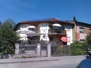 Дома в стиле модерн от archipur Architekten aus Wien Модерн