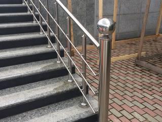 Stairs by Pİ METAL TASARIM MERDİVEN, Modern