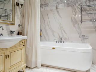 Квартира в Сокольниках Студия текстильного дизайна 'Времена года' Ванная комнатаТекстиль и аксессуары