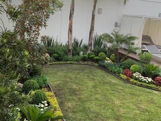 Jardines modernos de Portarossa Moderno