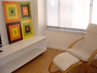 espacios: Estudios y despachos de estilo  por David Fernando Enciso, Moderno