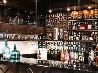 Bodegas de vino de estilo moderno de Maestro Ebanista Moderno