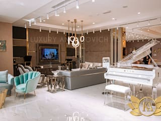 by Luxury Antonovich Design