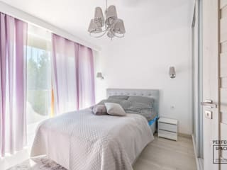 Perfect Space Moderne slaapkamers Wit
