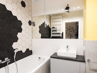 Baños de estilo  por Perfect Space, Moderno