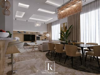 modern  by Karim Elhalawany Studio, Modern