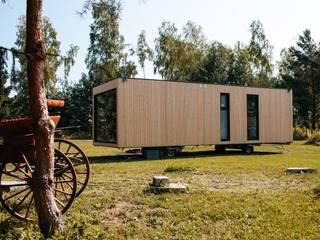 P&P Homes Panorama 35 ver. 5.0 od P&P Homes Całoroczne Domki Mobilne