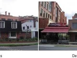 Diseño Fachada Casa Delegada del Quindío en Bogotá de GEOARKITECTURA S.A.S.