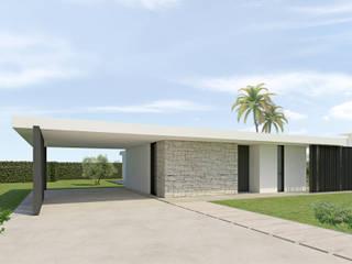 DFG Architetti Associati Casas modernas