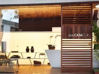 Moderne Arbeitszimmer von Viviane Cunha Arquitectura Modern