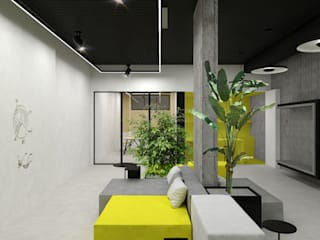 DFG Architetti Associati Commercial Spaces
