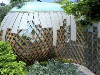 Study/office by Viviane Cunha Arquitectura, Modern
