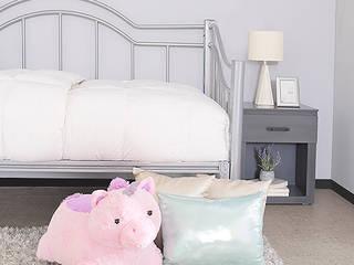 Habitaciones Infantiles : Recámaras para niñas de estilo  por Muebles Dico, Moderno