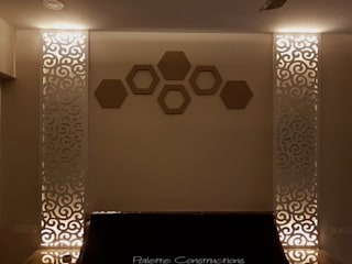 3BHK Atlanta Aura: classic  by Palette Constructions,Classic
