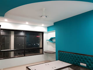 3BHK Atlanta Aura by Palette Constructions Eclectic