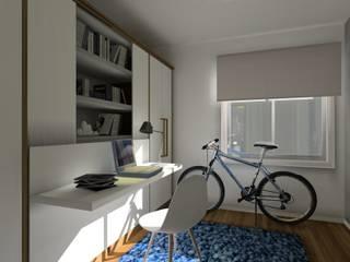 ZONA MINERA Dormitorios infantiles de estilo escandinavo de ABD Escandinavo
